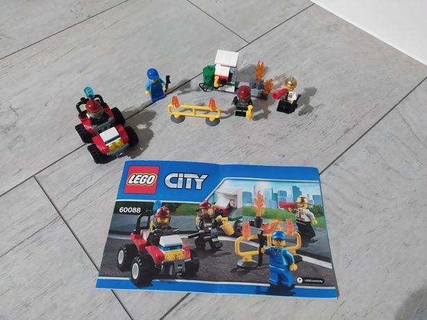 LEGO CITY 60000, 60001,60088,