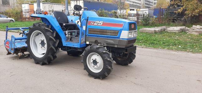 Iseki TK 25 F Японский мини трактор 2010года
