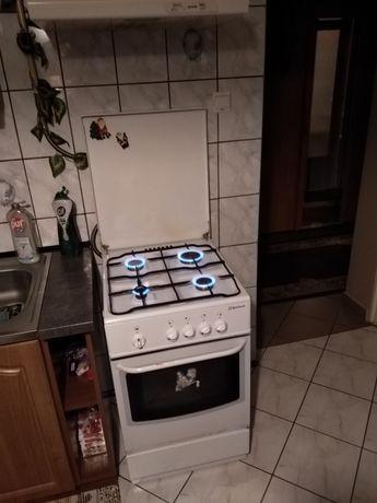 Kuchenka gazowa mastercook z okapem