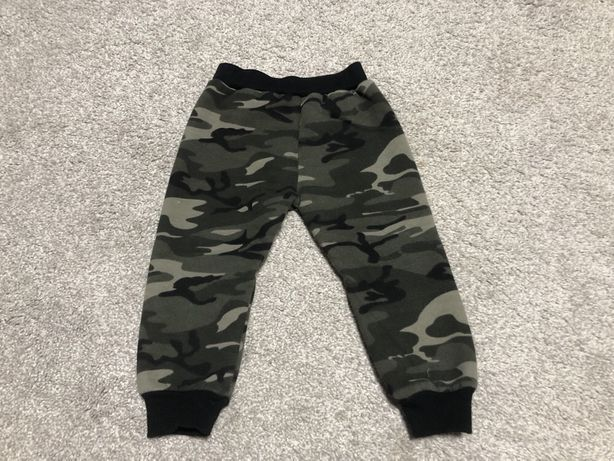 Теплые штаны 18-24
