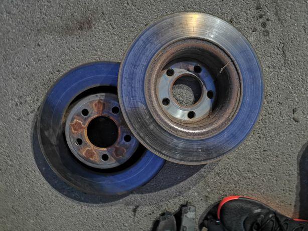 Тормозные диски Ford Mustang 2015+