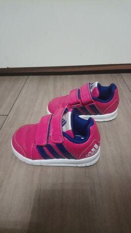 Buty adidasy Adidas dziewczęce 21