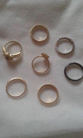 Różnorodna ( pierścionki, obrączki, bransoletki )