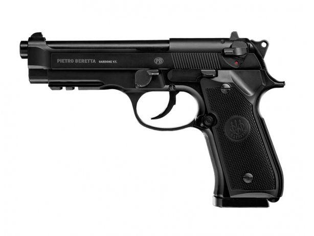 Pistolet wiatrówka Beretta M92A1 semi auto 4,5 mm BB CO2