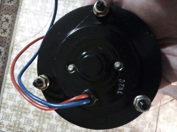 Вентилятор радиатора основной Daewoo Lanos Дэу Ланос.ОРИГИНАЛ.Корея