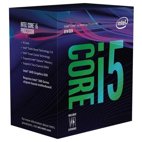 Processador Intel i5 8400 2.93GHz