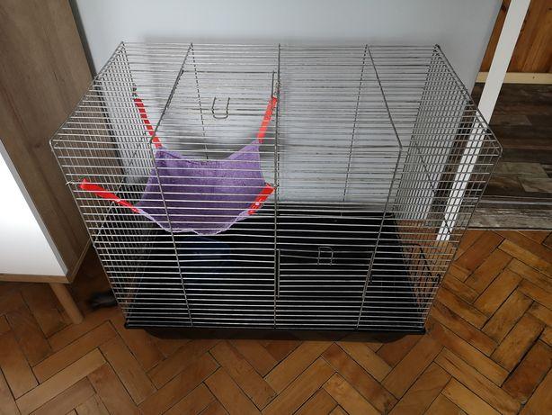 Klatka dla szynszyli, królika,szczurów i innych gryzoni w super stanie