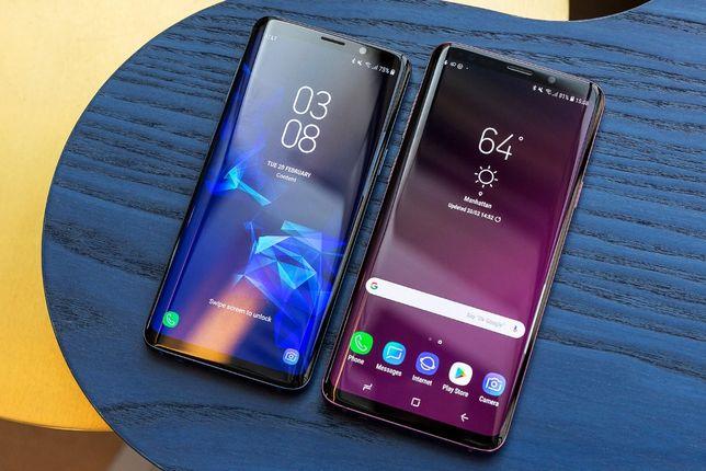 Новый Samsung Galaxy S9/S9+ 64 gb. Самсунг С9 оригинал