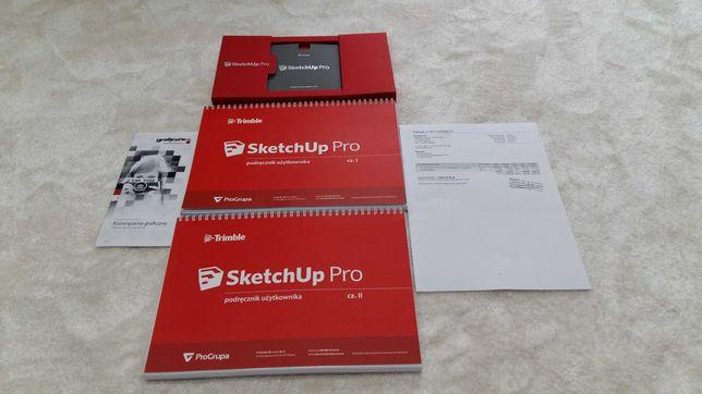 Sketchup Pro 2018 PL BOX+SUBSKRYPCJA-licencja bezterminowa-Kraków