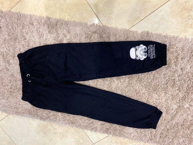 Спортивные штаны с начесом от ТМ Disney р.122/128