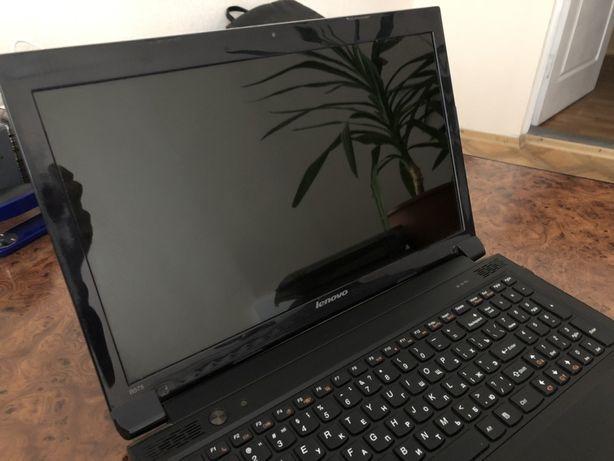 Ноутбук Lenovo B575+безпроводная мышка Logitech