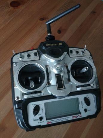 Aparatura Graupner/JR MX-12 2.4Ghz