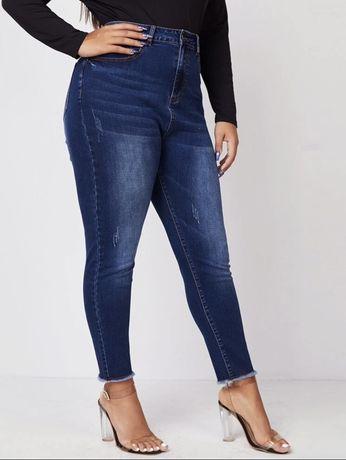 Dżinsy plus size
