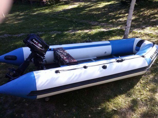 Лодка 360 +мотор 5,8