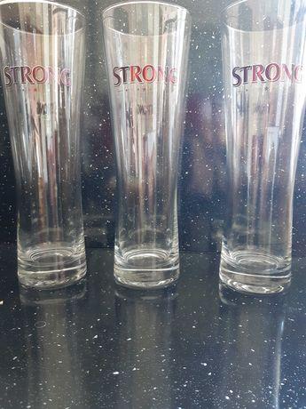 Szklanka do piwa, szklanki do piwa Strong, nowe idealne na prezent