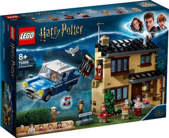 Lego Harry Potter Тисовая улица, дом 4 75968