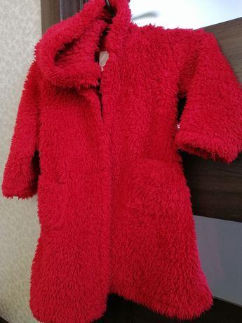 Банный халат для девочки