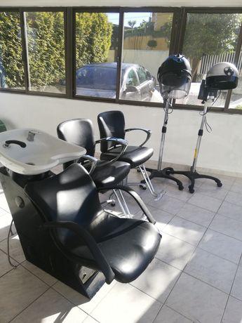 Vendo set de cabeleireiro