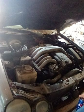 Silnik mercedes w210 3.0