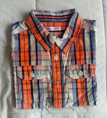 Camisa DPAM 4 Anos. COMO NOVA