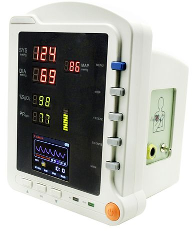 Монитор пациента HEACO G2A Медаппаратура