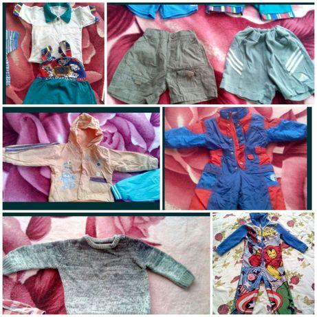 Одяг на хлопчика вік 3-4