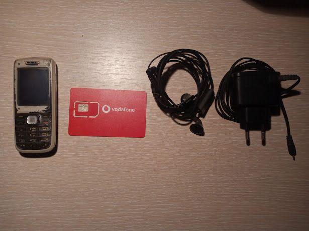 Телефон Nokia з сім карткою Vodafone