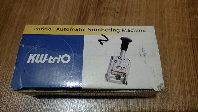 Automatyczny numerator stron/biuro
