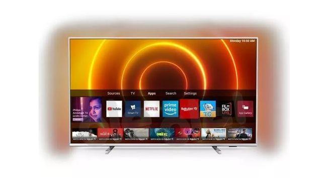 Telewizor Philips 65PUS7855: UHD 4K, LED, WiFi, Smart TV