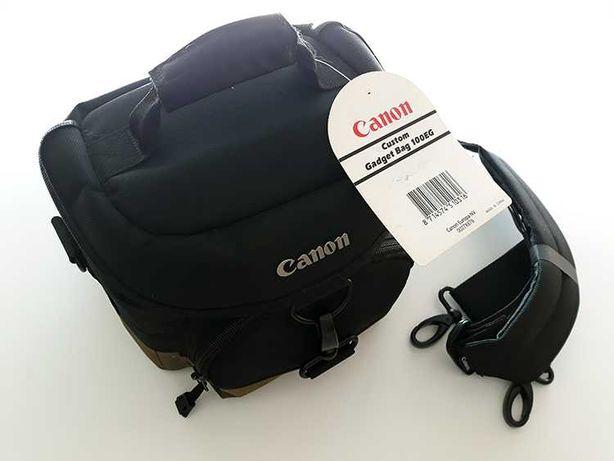 (Envio gratis) Mala Bolsa Mochila Canon Deluxe Gadget Bag 100EG