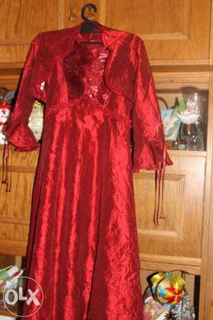 sukieneczka elegancka rozm. 140