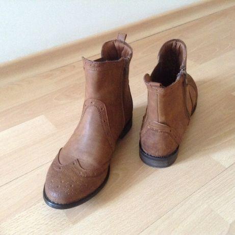 Срочно!!! Ботинки Челси Carina