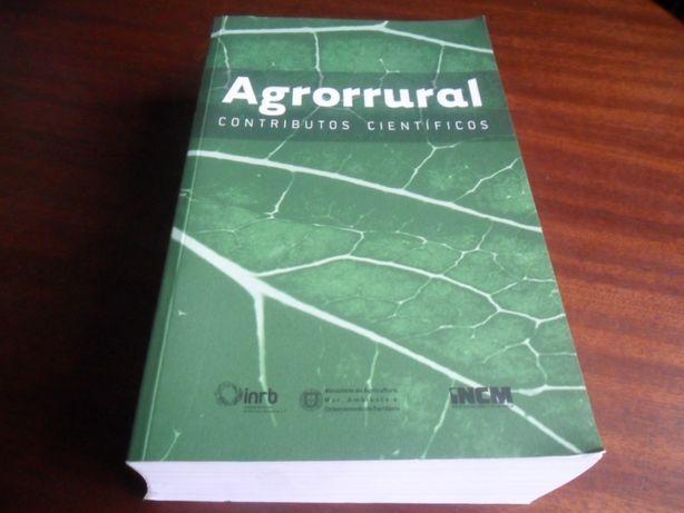 """Agrorrural - Contributos Científicos"" de Vários"