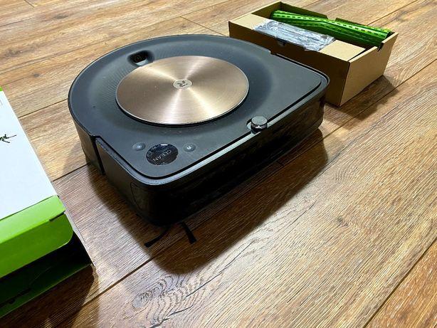 iRobot Roomba s9 + фильтры и щетки (Официальная версия, гарантия +год)