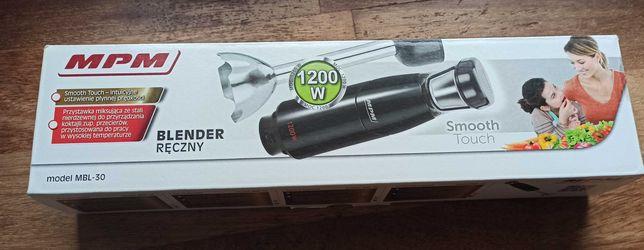 Nowy Blender ręczny MPM 1200 W
