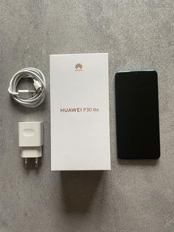 Huawei P30 lite, stan bardzo dobry, zestaw