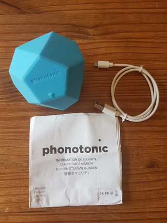 Poligono Musical PHONOTONIC Azul