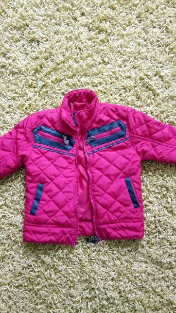 Демисезонная куртка D&G