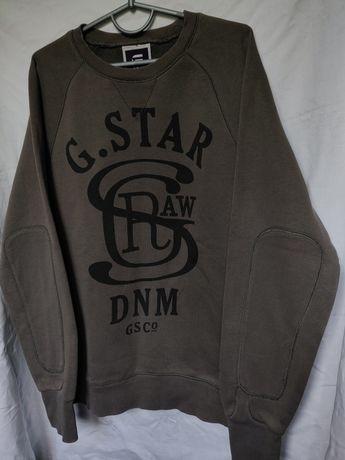 G-star raw denim свитшот кофта ellesse