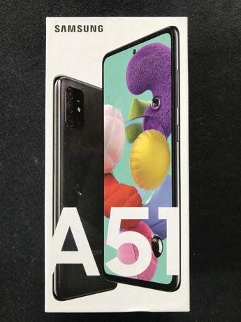 Nowy Samsung A51 A515F/DS Prism Crush Black Czarny