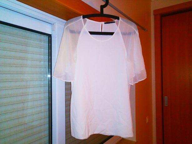 Camisa leve ATMOSPHERE L. Alta Qualidade. Nova.