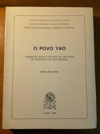 O Povo Yao – Susídios para o Estudo de um Povo de Moçambique