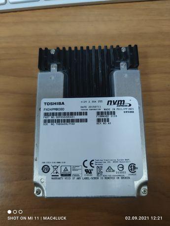SSD U.2 NVME Toshiba 1 TB
