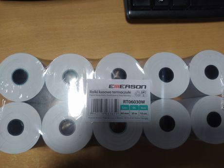 Rolki kasowe termoczułe Emerson RT06030W