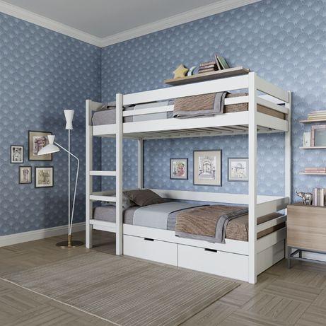 Двухъярусная кровать Крафт