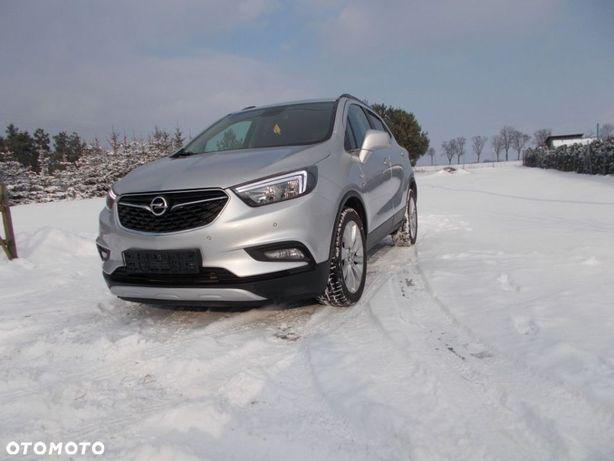 Opel Mokka niski przebieg