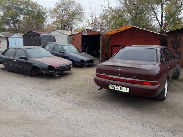 форд скорпио ford scorpio 2 (разбор)