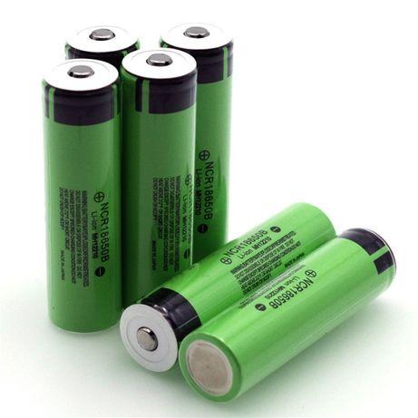 Аккумулятор18650 NCR18650B 3,7В 3400 мАч литиевые+зщ сделано в Японии