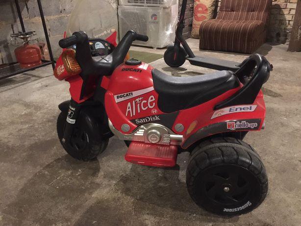 PegPerego Ducati
