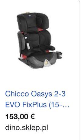 Cadeira automovel  criança Chico cadOasys 2:3 Evo - nova